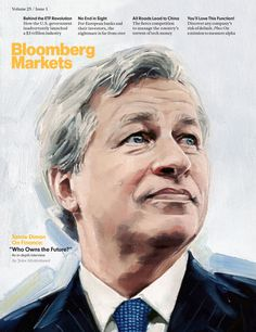 Bloomberg News Bashes Wells Fargo While Canonizing JPMorgan Chase's CEO Jamie Dimon, Despite 3 Felony Counts at His Bank Jpmorgan Chase & Co, Jamie Dimon, Business Bank Account, Chase Bank, Financial Instrument, Opinion Piece, Gym Classes, Best Kept Secret