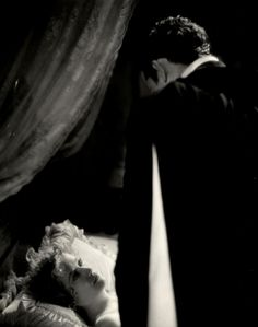 Miriam Hopkins & Fredric March in Dr. Jekyll & Mr. Hyde (1931, dir.Rouben Mamoulian)
