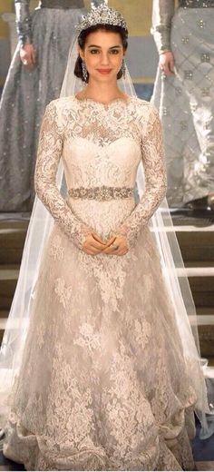 Without the sleeves. The lace is amazing.