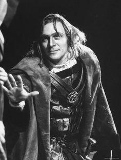 Christopher Plummer - Title role, Richard III, Royal Shakespeare Company, 1961