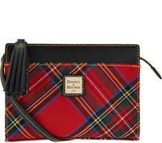 Less is more with this novelty crossbody from Dooney & Bourke. QVC.com