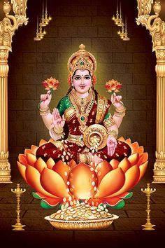 Vishnu Purana, in particular, dedicates many sections to her and also refers to her as Sri Durga Images, Lakshmi Images, Ganesh Images, Radha Krishna Images, Divine Goddess, Kali Goddess, Indian Goddess, Shiva Hindu, Hindu Deities