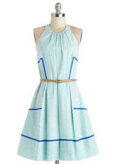 Coastal Candy Shop Dress