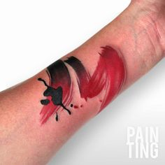 tattoos by Szymon Gdowicz - Pain Ting