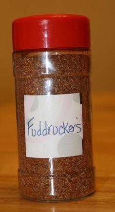 Parr For The Course: Fuddruckers Seasoning Recipe http://www.topsecretrecipes.com/Fuddruckers-Hamburger-Seasoning-Copycat-Recipe.html