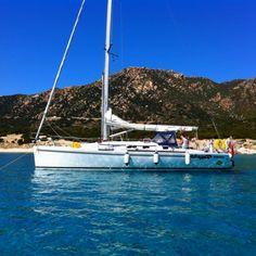 Sailing Sardinia on Yacht Bongani