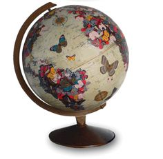 ImagineNations globe by Wendy Gold