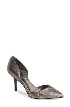 COACH 'Channing' Studded Pump (Women) available at #Nordstrom