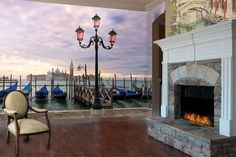 фотообои венеция в интерьере кухни фото: 19 тыс изображений найдено в…