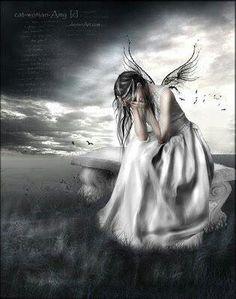 25 Mejores Imagenes De Hadas Tristes Guardian Angels Pictures Y