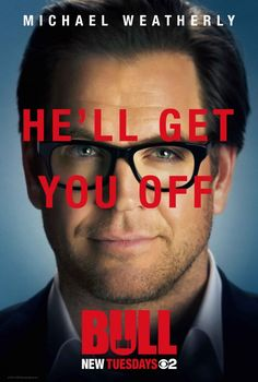 Movies, TV & More | BULL premieres tonight at 9pm on CBS