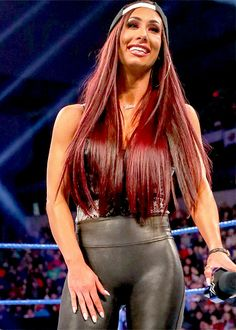 Edits of the WWE women, past and present. Wwe Divas Paige, Hottest Wwe Divas, Carmella Wwe, Queen Of The Ring, Becky Wwe, Wwe Outfits, Wwe Girls, Wwe Ladies, Wwe Superstar Roman Reigns