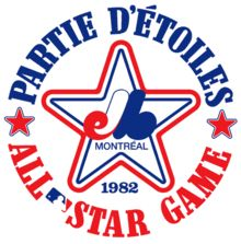 JULY 13, 1982:  For the first time the baseball All-Star Game was palyed outside of the United States.  The game was played in Montreal, Canada.  image:  Description de l'image  MLB-ASG 1968.gif.