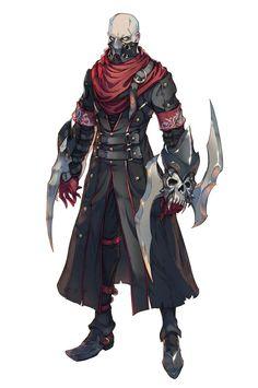 Game Character Design, Fantasy Character Design, Character Inspiration, Character Art, Video Game Characters, Fantasy Characters, Female Assassin, Dungeons And Dragons Homebrew, Hero Arts