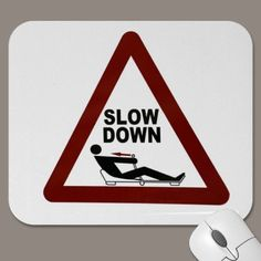 Slow down mouse mats by ccrcats.