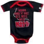 Wanna Rock 'n' Roll Kiss Body Bebé #rollingStones The rolling Stones #baby #rock