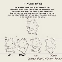 Animation tips and tricks — stringbing: animation run cycle notes for my. Animation tips and tricks — stringbing: animation run cycle notes for my… <!-- Begin Yuzo --><!-- without result -->Related Post Baby Rooms that aren't a Bore Woodland Anim Learn Animation, Animation Reference, Art Reference, 2d Character Animation, Animation Storyboard, Drawing Techniques, Drawing Tips, Drawing Ideas, Key Drawings