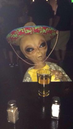 Just told my new nigga from Area 51 about Belle Delphine doing porn, he ain't taking it to well - iFunny :) Concept Alien, Images Aléatoires, Les Aliens, Aliens Guy, Alien Aesthetic, Alien Art, Cursed Images, Meme Faces, Mood Pics