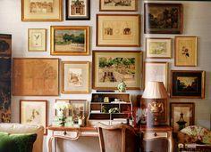 Charlotte Moss's Office