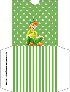 Peter Pan: imprimibles gratuitos.