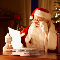 Letters to Santa.: