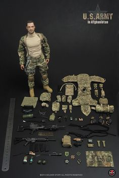 onesixthscalepictures: Soldier Story US ARMY in Afghanistan : Latest product news for 1/6 scale figures (12 inch collectibles) from Sideshow...