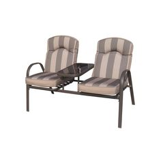 Richmond Companion Bench Outdoor Chairs, Outdoor Furniture, Outdoor Decor, Diy Supplies, Garden Projects, Outdoor Living, Bench, Stuff To Buy, Home Decor