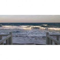 Entrada al mar