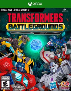Transformers: Battlegrounds Nintendo Switch Games, Xbox One Games, Ps4 Games, Transformers Video Game, Transformers Toys, Optimus Prime, Black Ops, Call Of Duty, Wyoming