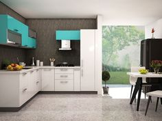 Build your dream modular kitchen with Capricoast. Explore of fully customizable modular kitchen designs from our design experts. L Shaped Modular Kitchen, L Shaped Kitchen, Home Interior Design, Interior Decorating, Ceiling Design, Candle Making, Double Vanity, Making Ideas, Kitchen Design