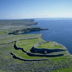 Aran Island that I'll be visiting in late September.  Yippee!