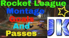 Rocket League 24min Montage #13