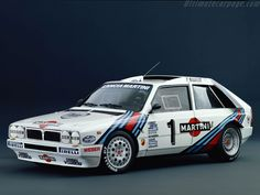 Lancia Delta S4 Group B High Resolution Image (2 of 4)