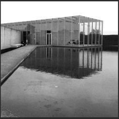 Langen Foundation #TadaoAndo #Germany #Architecture #neuss