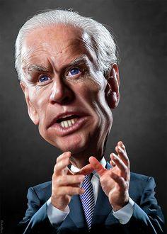 Joe Biden - Caricature | Flickr - Photo Sharing!