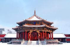 Traditional Chinese Architecture Design