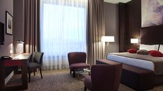 DoubleTree by Hilton Hotel Moscow - Marina, Russia - Deluxe Room