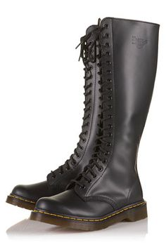 Longline Boots By Dr Martens £125.00