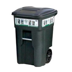 20 Best Trash Can Dimensions Images Garbage Can Trash