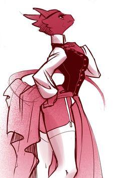 Anime Neko, Anime Furry, Fantasy Character Design, Character Design Inspiration, Character Art, Dungeons And Dragons Characters, Dnd Characters, Dnd Dragonborn, Female Dragonborn