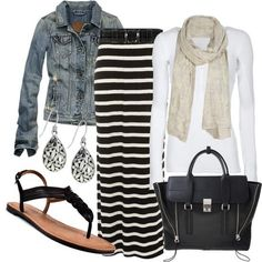 LOLO Moda: Stylish fashion for women 2013 Mode Chic, Mode Style, Style Me, Fall Outfits, Casual Outfits, Cute Outfits, Look Fashion, Fashion Outfits, Womens Fashion