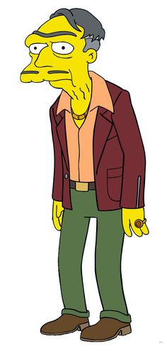 Morty Szyslak Springfield City, Kent Brockman, Simpsons Characters, Fictional Characters, Montgomery Burns, Ralph Wiggum, Comic Book Guy, Krusty The Clown, Homer Simpson