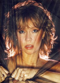 Agnetha photo from the Wrap Your Arms Around Me Album