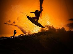 Surf, Indonesia. (National Geographic)