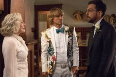 Father Figures: review