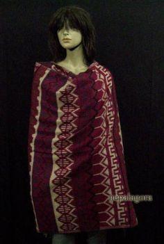 Sw18-Handloom-soft-yak-wool-Winter-wrap-stole-reversible-shawl-scarf-Throw-Nepal