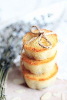 Delicious French cookies - Les Financiers
