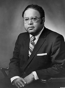 Charles Coles Diggs, Jr. (December 2, 1922 - August 24, 1998) was the first African American elected to Congress from Michigan. Diggs was an early member of the civil rights movement. He attended the trial of Emmett Till's murders, and was elected the first chairman of the Congressional Black Caucus. He attended Fisk University and the University of Michigan.