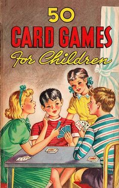 50 Card Games For Children (1946)