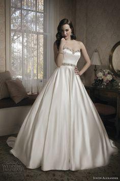 justin alexander 2014 wedding dress style 8680 beaded sweetheart neckline waistline